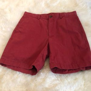 Red Brooks Brothers Shorts!